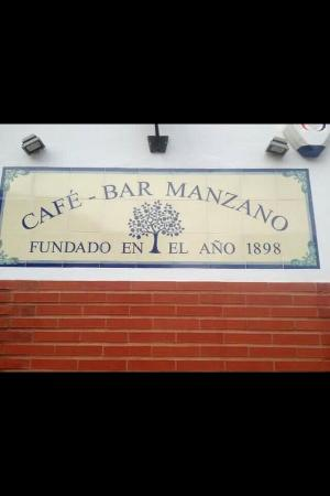 Cafe Bar Manzano