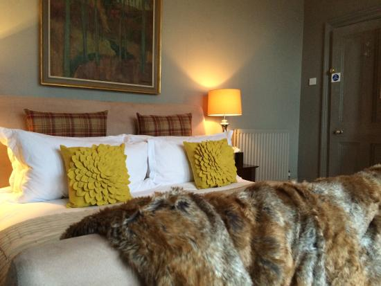 No.20 Boutique Bed and Breakfast: Newly redecorated Heron bedroom @ No.20
