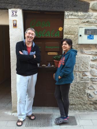 Casa Waslala Pensión Exclusiva para Peregrinos: Casa Waslala Pension Exclusiva para Peregrinos