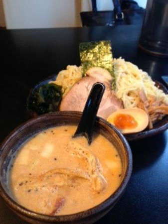 Himuro Kashiwa: つけ麺特盛り
