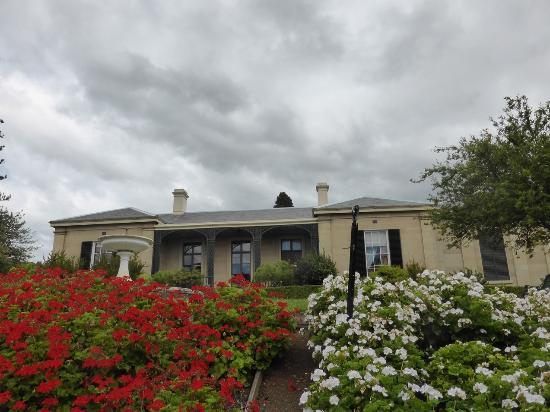 Beautiful garden at Runnymede House