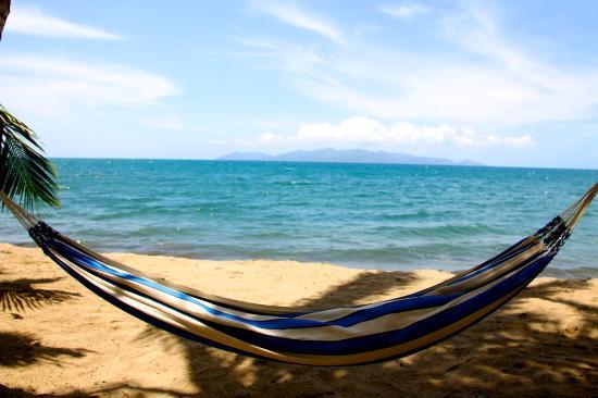 Uprising Beach Resort: The view