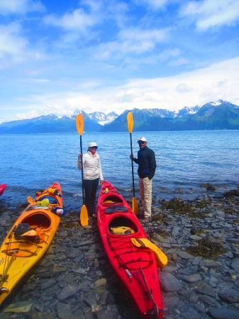 Kayak Adventures Worldwide - Day Trips: Kayaks