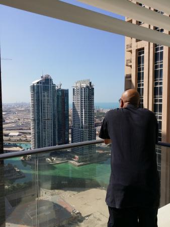 balcony picture of bonnington jumeirah lakes towers dubai rh tripadvisor com my