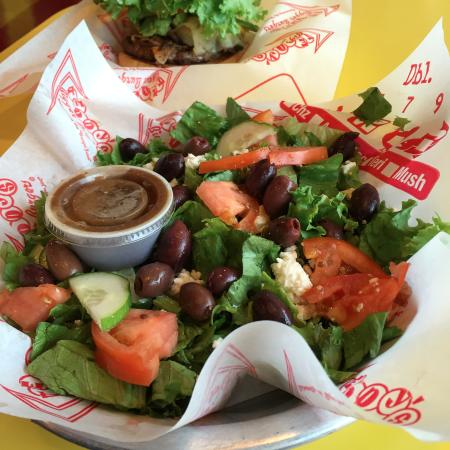 Aiea, HI: Green Salad