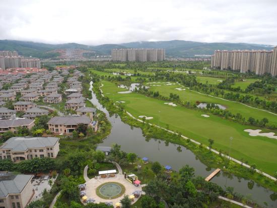 Empark Grand Hotel Kunming : Development in the surroundings