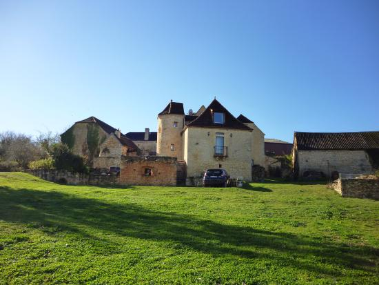 Salignac-Eyvigues, Frankrig: Gites chambre des3 Vallee