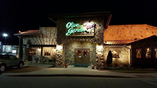 Wausau, WI: Olive Garden