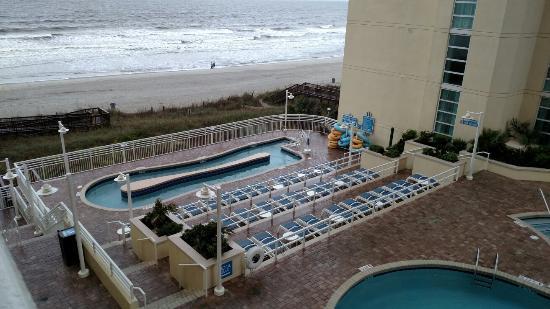Tower 3 Picture Of Wyndham Ocean Boulevard North Myrtle Beach Tripadvisor