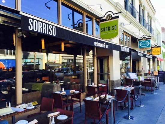 Sorriso Ristorante and Martini Bar: sorriso