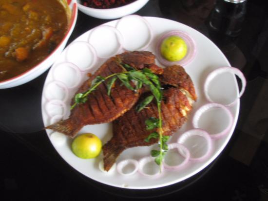Palmy Residency: Dinner