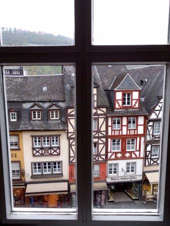 Hotel am Markt: vista desde habitacion 4 piso