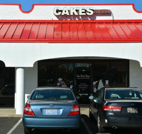 Harrisburg, Северная Каролина: Cake Makin' Sisters