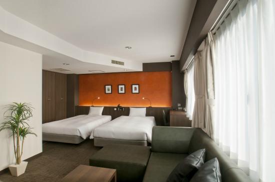 Fukuoka Toei Hotel : 別館アーバンツイン