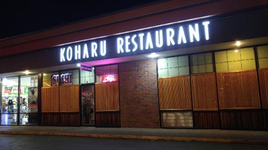 Koharu Japanese Restaurant Picture Of Koharu Japanese