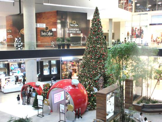 Westfield Santa Anita Shopping Center: Christmas Decorations, Westfield  Santa Anita Shopping Center, 2015