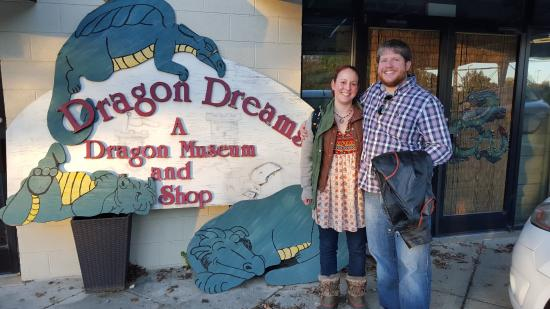 Dragon Dreams Museum: Front of the Museum
