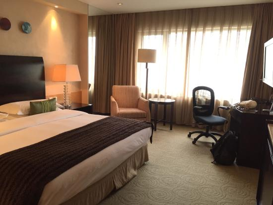 Marco Polo Parkside Beijing Room