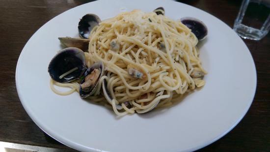 Portofino : Clam Spaghetti