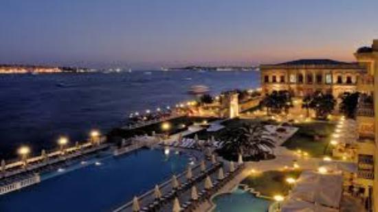 سراجان بالاس كمبينيسكي إسطنبول: Great Hotel
