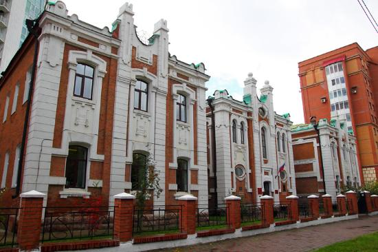 Olginskiy Orphanage