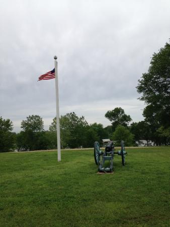 Fort Smith, أركنساس: Old Fort Site
