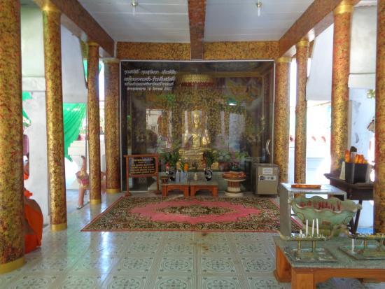 Wat Thai Wattanaram: Burma Influence