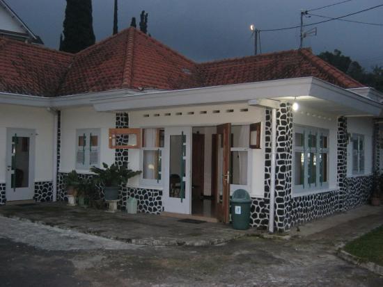 Hotel Selecta : Bangunan lama tapi tetap nyaman