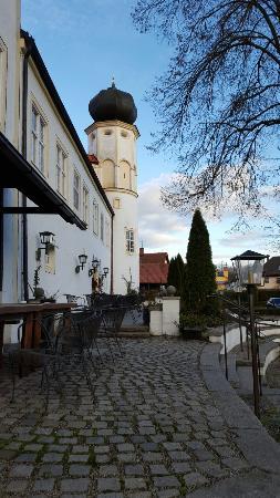 Restaurant - Schlosshotel Neufahrn