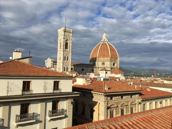 Vista dalla terrazza - Foto di La Rinascente, Firenze - TripAdvisor