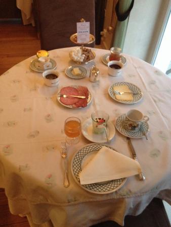 Habay-la-Neuve, Belgia: Un petit-déjeuner parfait !