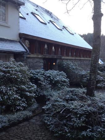 Habay-la-Neuve, Belgia: Un accueil chaleureux...
