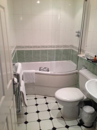 Aspley Guise, UK: Bathroom