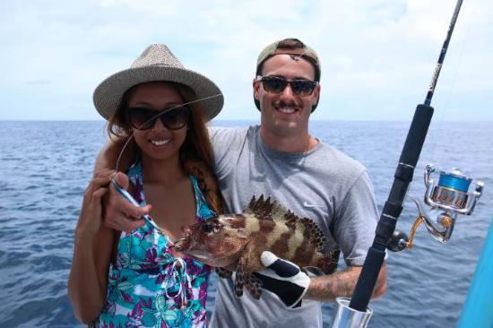 Canareef Resort Maldives: Big game fishing