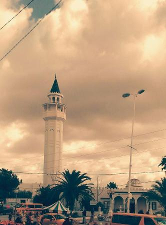 Manouba Governorate, Tunisia: Minareto