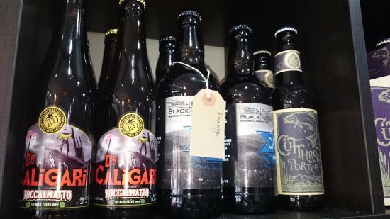 โบลตัน, UK: Some great beers.