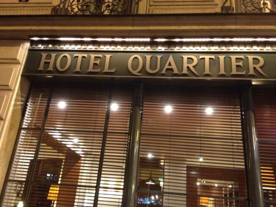 Hotel Quartier Latin: photo0.jpg