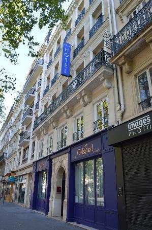 Picture of hotel original paris paris tripadvisor for Paris hotel original