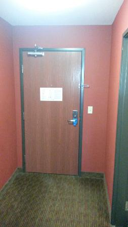 Comfort Suites Gallup: Eingang