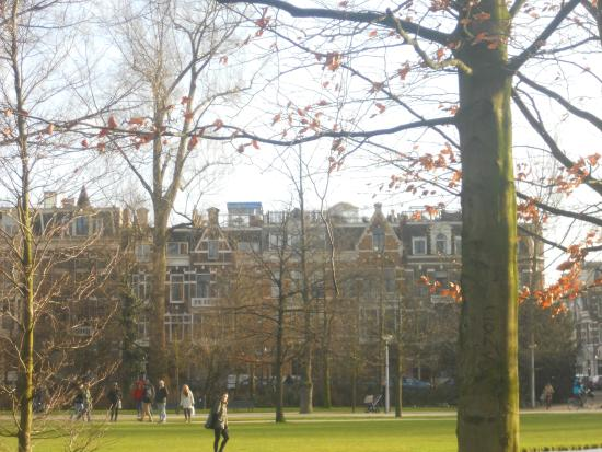xxx amsterdam - dal vondelpark