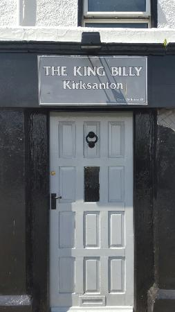 Kirksanton, UK: The King William IV Pub