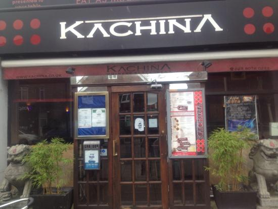 Kachina: Nice deco, Exclusive offer