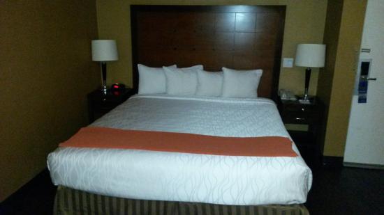 BEST WESTERN Inn at Palm Springs: sauberes und gutes Zimmer