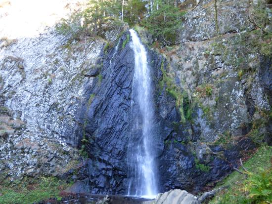 Cascade du Queureuilh et du Rossignolet