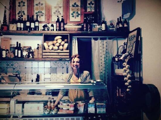 San Gusme, Ιταλία: La bottegaia