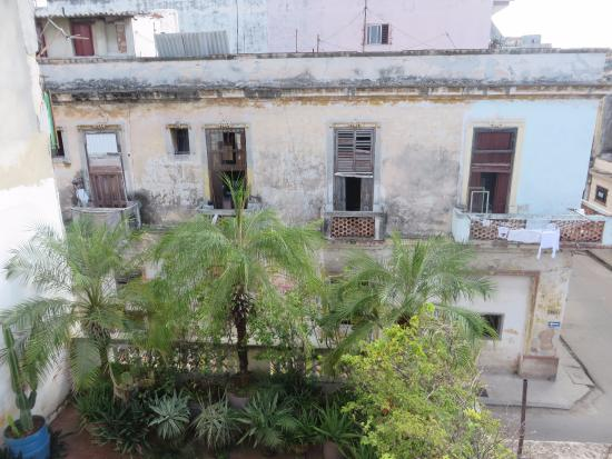 Casa Berto: View from the roof terrace
