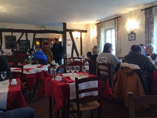 Restaurant at Auberge de la Dune : photo0.jpg