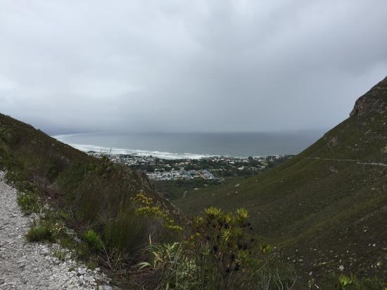 Hermanus, Sudáfrica: Blick auf den Ozean