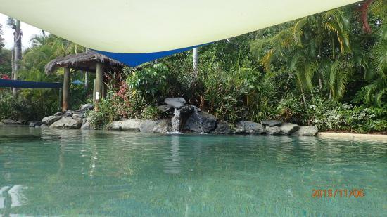 Port Douglas Plantation Resort: Piscine du plantation ressort endroits très agréable et calme. Parfait pour les familles