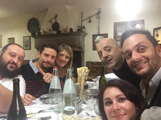 Badia Tedalda, Italia: Ristorante Bardeschi